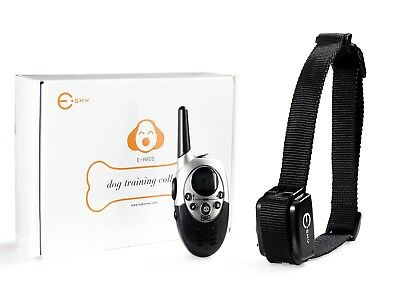 Dog Shock Collar w/ Remote Waterproof Electric For Large 50-180lbs Pet Training 8