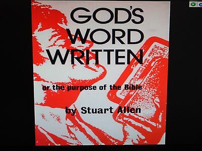 20-DISPENSATIONAL BIBLE STUDY Books on CD ROM-by Stuart Allen FREE SHIPPING