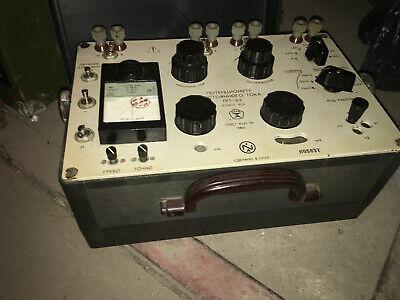 DC potentiometer Tester 0-100 mV 0 5 15 25 Ohm Ohmmeter votmeter pot tester 4