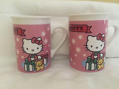 Hello Kitty Christmas Nutcracker Holiday Ceramic Mug Sanrio 2013 Mouse Gifts NEW