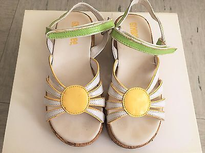 5 tlg. Sommer Set von Gymboree Mädchen Schuhe Gr. 27 Kleid Gr. 104 110 116 TOP 3