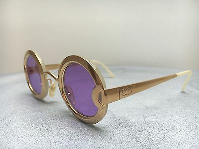 ac2c1d3532 ... Vintage Rare Christian Dior 90s Sunglasses Mother Of Pearl Gold Plated  Festival 2