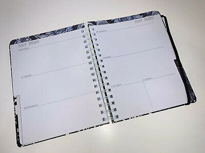 Vera Bradley 2020 12 Month Agenda $35 PLUS Black Ballpoint INK PEN $20 8
