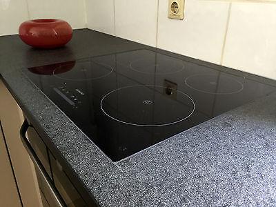k chenarbeitsplatte naturstein arbeitsplatte nero assoluto k che granitplatte eur 229 99. Black Bedroom Furniture Sets. Home Design Ideas