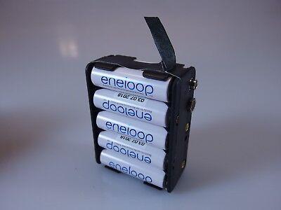 Akkulader für Roland FR3x FR4x Akku Pack 12V Roland V-Akkordeon 10xAA-Zelle