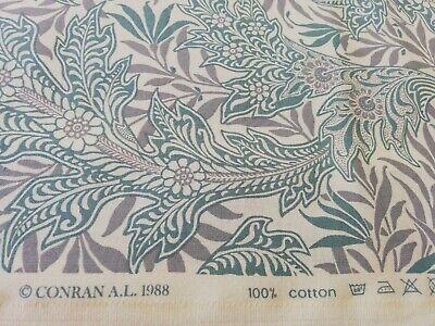 Habitat /'Madura tree/' a V/&A collection fabric by Conran