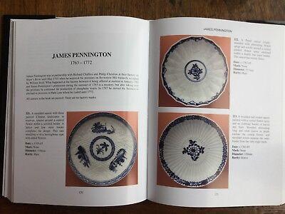 British Blue & White Porcelain Saucers. Over 480 patterns illustrated. Hardback 7