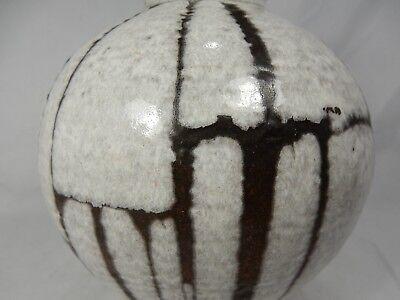 """Rare / seltene 60´s design Carstens Luxus """" Lava """"  Keramik Vase  191 - 23 6"""