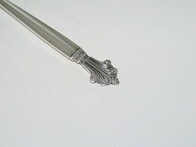 Georg Jensen Acanthus sterling silver, small serving spoon 2