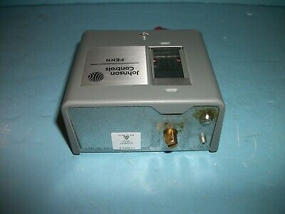 50 to 300 psi Johnson Controls P70AA-119C Pressure Control Low
