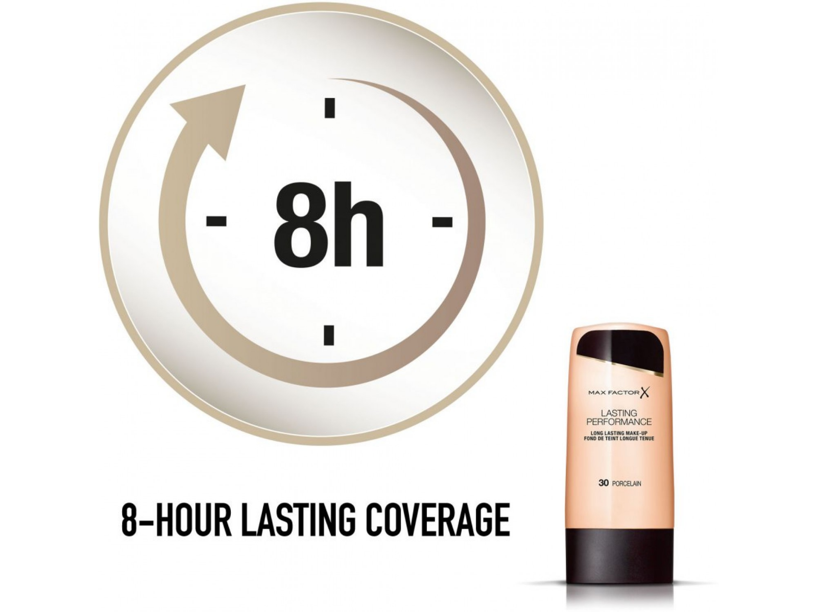 MAX FACTOR Lasting Performance Touch-Proof Liquid Foundation 35ml *CHOOSE SHADE* 2