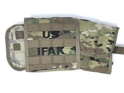 USGI IFAK II Military Individual First Aid Kit Medical Field Gear Complete Pack 5
