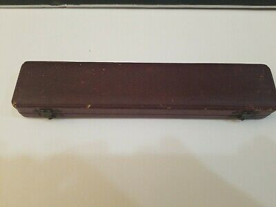 "Rare Vintage Detailed Cigarette Holder 1800,s 8"" Dabusti Knos Joyeros With Case 10"