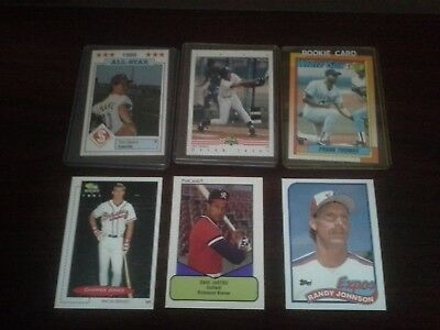 HUGE LOT OF 3000 Baseball Cards, 1970's-2000's, 100+ Rookies, Free Shipping!!!! 2