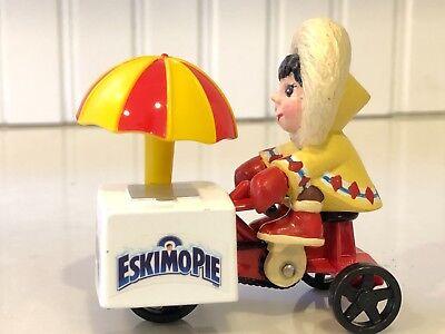 EskimoPie Boy  On Ice Cream  Tricycle