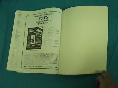 Vintage 1995 Thirteenth Edition Schroeder's Antiques Price Guide