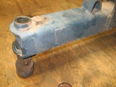 Kubota B6100E Front Axle 66721-56114 4