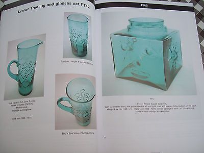 SALE book Dartington glass The first twenty years Thrower designs author signed. 2