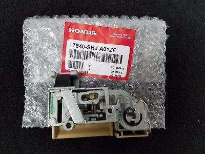 Honda Genuine 77540-S0X-A01ZB Glove Box Lock Assembly