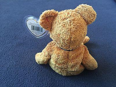 4cda3ed6254 ... Rare Ty Fuzz Beanie Babies Date Tag Errors And Dual Tush Tags 3