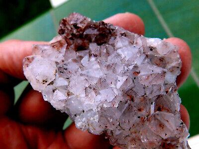 """Minerales """" Excelente Drusa De Amatista De Akka (Marruecos)  -  12F14 """" 3"""