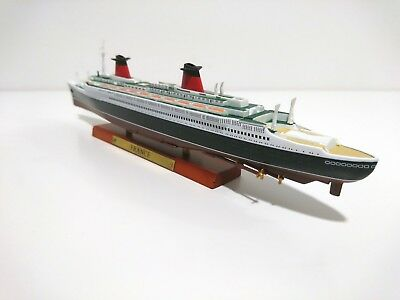 RMS LUSITANIA  transatlantisches Boot 1:1250 Editions Atlas 05
