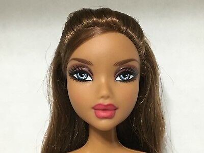 Barbie My Scene Getting Ready Madison Westley Doll Smile African American Rare