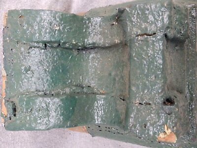 Antique Wood Corbel Gingerbread Shabby Old Chic Vintage 84-17R 9