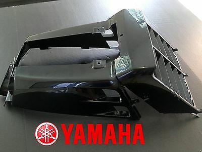NEW YAMAHA BANSHEE OEM BLUE COVER GRILL FRONT PANEL,TANK SIDE PANELS BLACK