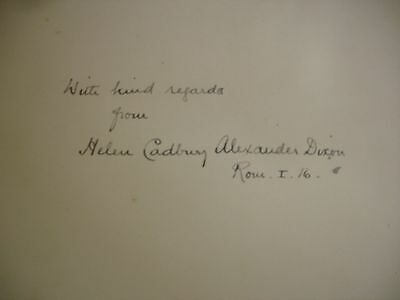 Photo of Dr. A.C. Dixon - Inscribed by wife 2