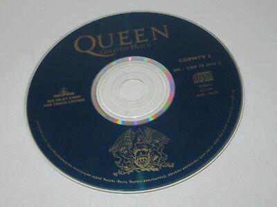 Queen / Greatest Hits II (Parlophone 79 7971 2) CD 2