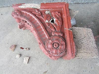 ~ Great Set Of Antique Stone Corbels ~ Architectural Salvage ~ 8