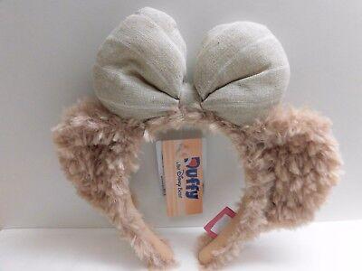 Tokyo Disney SEA ShellieMay Headband Duffy Girlfriend Shellie May Head Costume