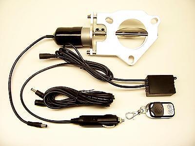 RSR Auspuff Klappe 63,5mm 2,5 Klappensystem I Klappenauspuff elektrisch 16V VR6