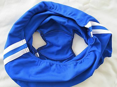 Ladies GYMPHLEX Athletics Royal Blue School Gym Shorts XXL UK size 16-20 BNIB 4