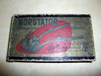 Vintage Horstator Haar-/Bartschneidemaschine Modell 7-0000 6