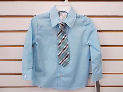 Perry Ellis Toddler Boys Size 2T /& 3T $50.00 Pin Striped 4PC Vest Suit