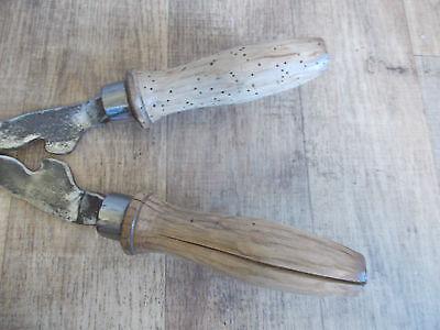 seltene Art alte Heckenschere,Bauer,Gärtner,Strauchschere 6