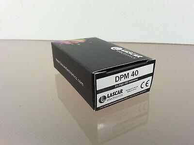 Lascar DPM 40 3 1/2-Digit LED Voltmeter w/200 mV DC, Bezel Mount 5