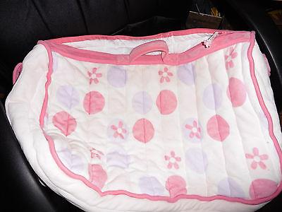 sac  de   rangement    pour les affaire de bebe   noukies