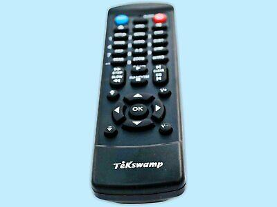 TeKswamp Remote Control for Bose CINEMATE 1SR