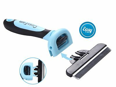 Dog Brush for Shedding-Best Cat Grooming Comb Tools Hair Pet Trimmer Clipper B 3