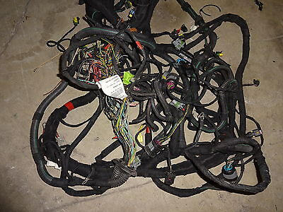 maserati granturismo front end engine complete cable wiring harness 4
