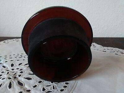 Apothekerflasche;Verschluß;geschl. Glasstöpsel;10 cm 2