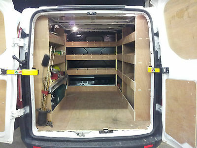 Ford Transit Custom Van Racking Swb Complete 12mm