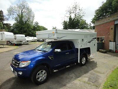 Northstar Demountable 760SCX 2019 Pop Top Camper IN STOCK 12