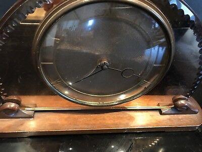 antique art deco clock 2