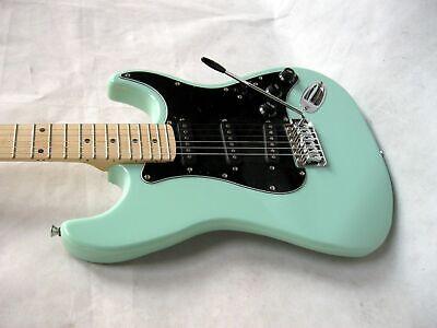 Elektrogitarre Mint Hochglanz - E Gitarre Tremolo Pickup Ahorn Fingerboard Xxxx 3