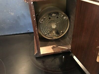 Bracket Clock With Superior Rotherham Of Coventry 8 Day Movement 6