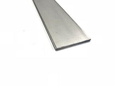"Stainless Steel Flat Bar Stock 3/16""X 1""X 6"" 304 Knife Making, Craft, Bar 2"